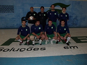 Fotos do 1° dia de Futsal