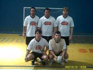 Fotos do Futsal 2008