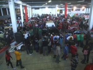 Exemplo de evento de Pelotas