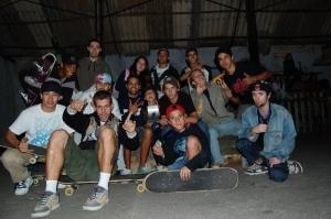 A BATALHA STREET SKATE - 12/10/09
